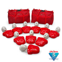 Basic Buddy CPR Manikin 10 Pack - LF03695U