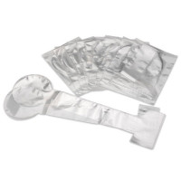 Basic Buddy Adult Lung/Mouth Bags - Pack of 100 - LF03696U