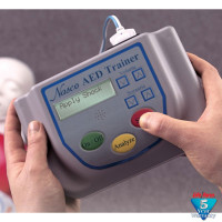 NASCO Automated External Defibrillator Trainer - LF03740U