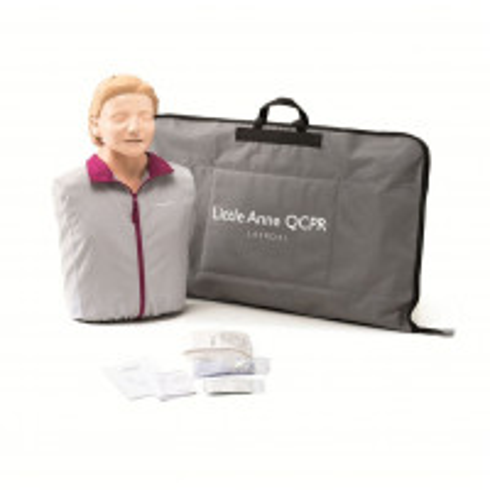 Little Anne QCPR - Adult CPR Manikin - LG01021U