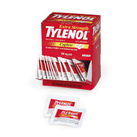 Extra-Strength Tylenol - 100 Per Box - M4042
