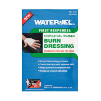 Water Jel Burn Dressing, 4 inch x 4 inch - M489
