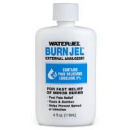 Water Jel Burn Jel Burn Relief, 4 oz. - M496