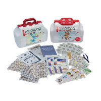 MediBag by Me4Kidz - Family First Aid Kit  - 117 Pieces - M4K-1001