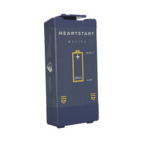 Philips FRx/OnSite/HOME Automated External Defibrillator Replacement 4-Year Battery - M5070A