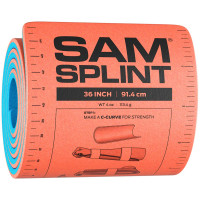 36 inch Standard Sam Splint Roll, Reusable, 1 Each - M5075