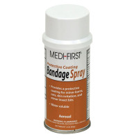 Bandage Spray, 3 ounce Aerosol - 1 Each - M527