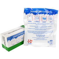 "4"" x 5"" Instant Cold Compress, Boxed, M562-E"