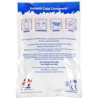 Instant Cold Compress, 6 inch x 9 inch - 1 Each - M565-E