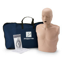 Prestan Adult CPR Manikin w/o Monitor - Medium Skin - PP-AM-100-MS