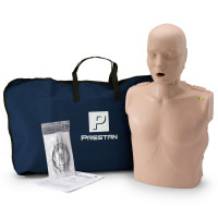 Prestan Adult CPR Manikin w/ Monitor - Medium Skin - PP-AM-100M-MS