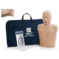 Prestan Adult Jaw Thrust CPR Manikin w/ Monitor - Medium Skin - PP-JTM-100M-MS
