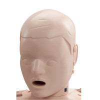 Prestan Child / Pediatric Manikin Head Assembly - Medium Skin - RPP-CHEAD-1-MS