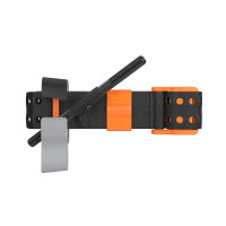 SAM XT Extremity Tourniquet - Black & Orange, SAM-XT-C