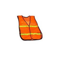 Safety Vest with a Clear Insert - SH55TR