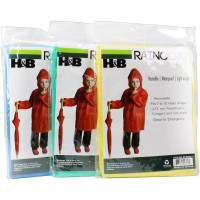 Emergency Poncho Kids Heavy Duty - SH88A