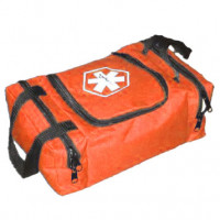Empty First Responder Bag (Jump Bag) - Orange - URG-636841