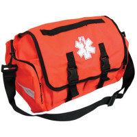 Empty First Responder Bag (On Call Bag) - Orange - URG-999205