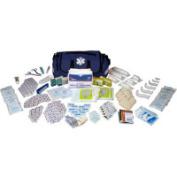 On Call First Responder Kit - 147 Piece - Blue - URG-999208B