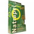 Each Wipe in the box lasts up to 8 hours protecting from mosquitoes and other insects with non-DEET Picaridin