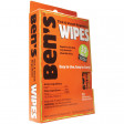 Ben's Brand 30 Wipes come individually wrapped, but packaged 12 to a hang-able display box