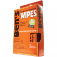 Each Ben's 30 DEET Wipe in the box lasts up to 8 hours protecting from ticks, mosquitoes, and other insects