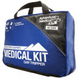This kit has premium features including advanced wound cleaning and closing supplies, a wide array of dressings and medications, & Comprehensive Guide to Wilderness and Travel Medicine