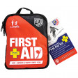 Adventure Medical Kits' exclusive Easy Care™ First Aid System organizes items by injury with injury-specific instruction cards to help anyone quickly and confidently give first aid