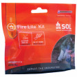 Minimalist and practical, this kit weighs only 0.2 oz. yet contains the essentials you need to start up to 20 fires in any weather conditions, all in a reusable DryFlex bag