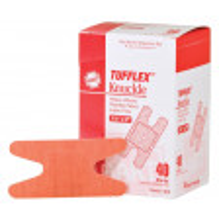 Heavy Woven Knuckle Bandage – 40 Per Box - 1079