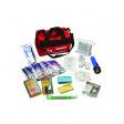 Deluxe Earthquake Preparedness Kit - 62 Pieces - 148825