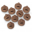 Paul/David Mouth/Nose Pieces - 10 Per Pack - 2601