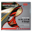 AAA Medium Duty Booster Cables - 4324AAA