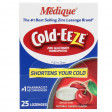 Cold-Eeze Lozenges Box in front