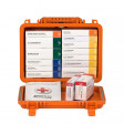 16 Unit ANSI A First Aid Kit, Plastic, Waterproof - 90029