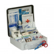 50 Person First Aid Kit, ANSI A+,  Metal Case - 90564
