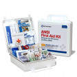 50 Person First Aid Kit, ANSI A+, Plastic Case  - 90565
