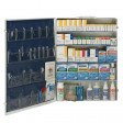 5 Shelf First Aid ANSI B+ Metal Cabinet, with Meds - 90577