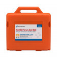 50 Person Weatherproof ANSI A+ First Aid Kit, Plastic Case - 90699