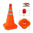 18 inch Orange Traffic Cones - AA56