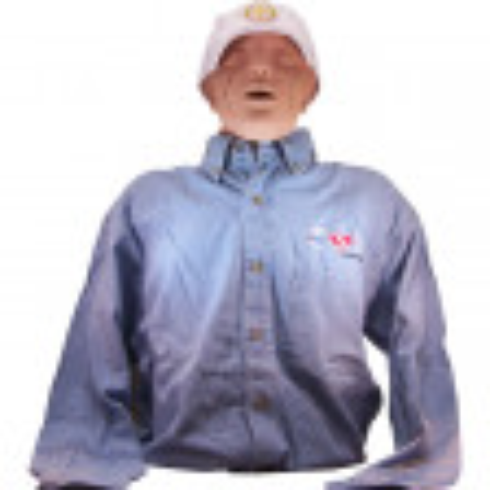 AEHS Men's Instructor Shirt - Medium - AEHS-130M