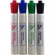 AEHS Dry Erase Pens- 4 pack (Red, Green, Blue, & Black) - AEHS-140