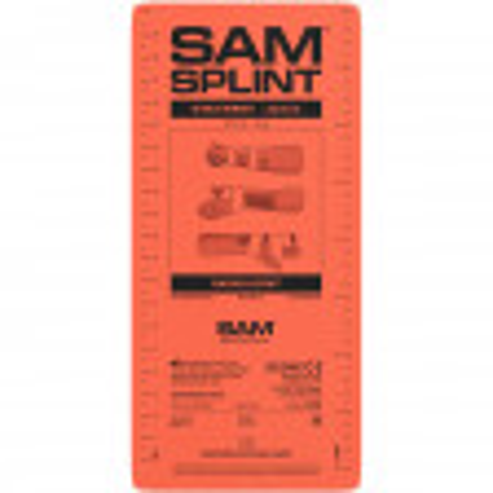 9 inch Wrist Sam Splint Flat, Reusable, 1 Each - FA/GG9