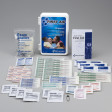 All Purpose First Aid Kit, 52 Pieces - Small - FAO-122