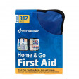 All Purpose First Aid Kit, soft bag, 312 Pieces - Large - FAO-442