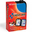 104 Piece Large, Auto soft side First Aid Kit - FAO-532