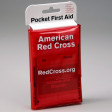 Mini First Aid Kit w/ Tri-Fold Vinyl Case - RC-600