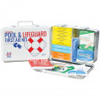 Swimming Pool & Lifeguard First Aid Kit - Metal - URG-0651