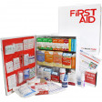 3 Shelf Industrial ANSI A+ First Aid Station, Pocketliner - 100 Person - URG-247L