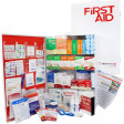 4 Shelf Industrial ANSI B+ First Aid Station, Pocketliner - 150 Person - URG-248B